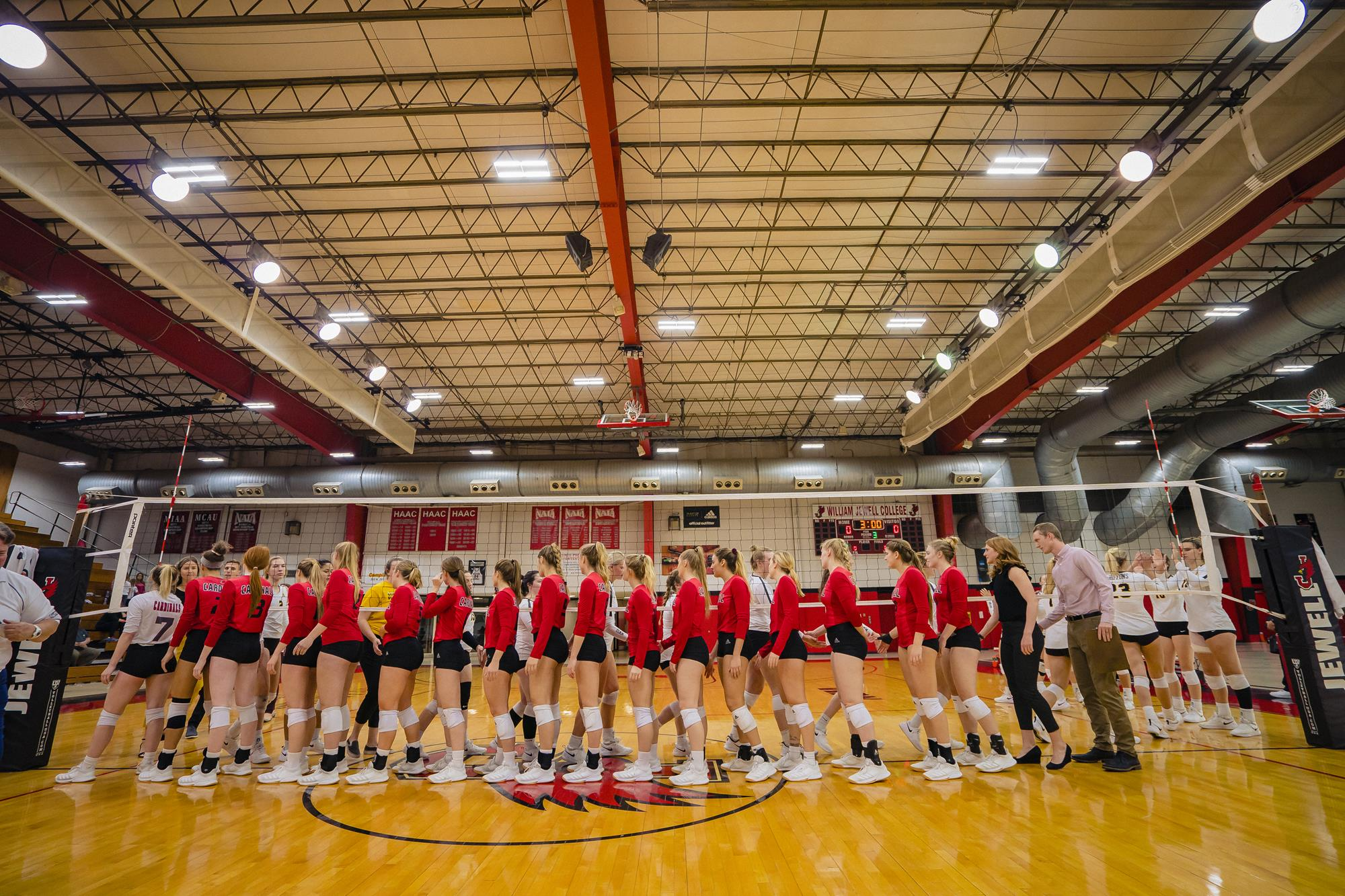 Volleyball Signs Six For 2020 William Jewell College Athletics